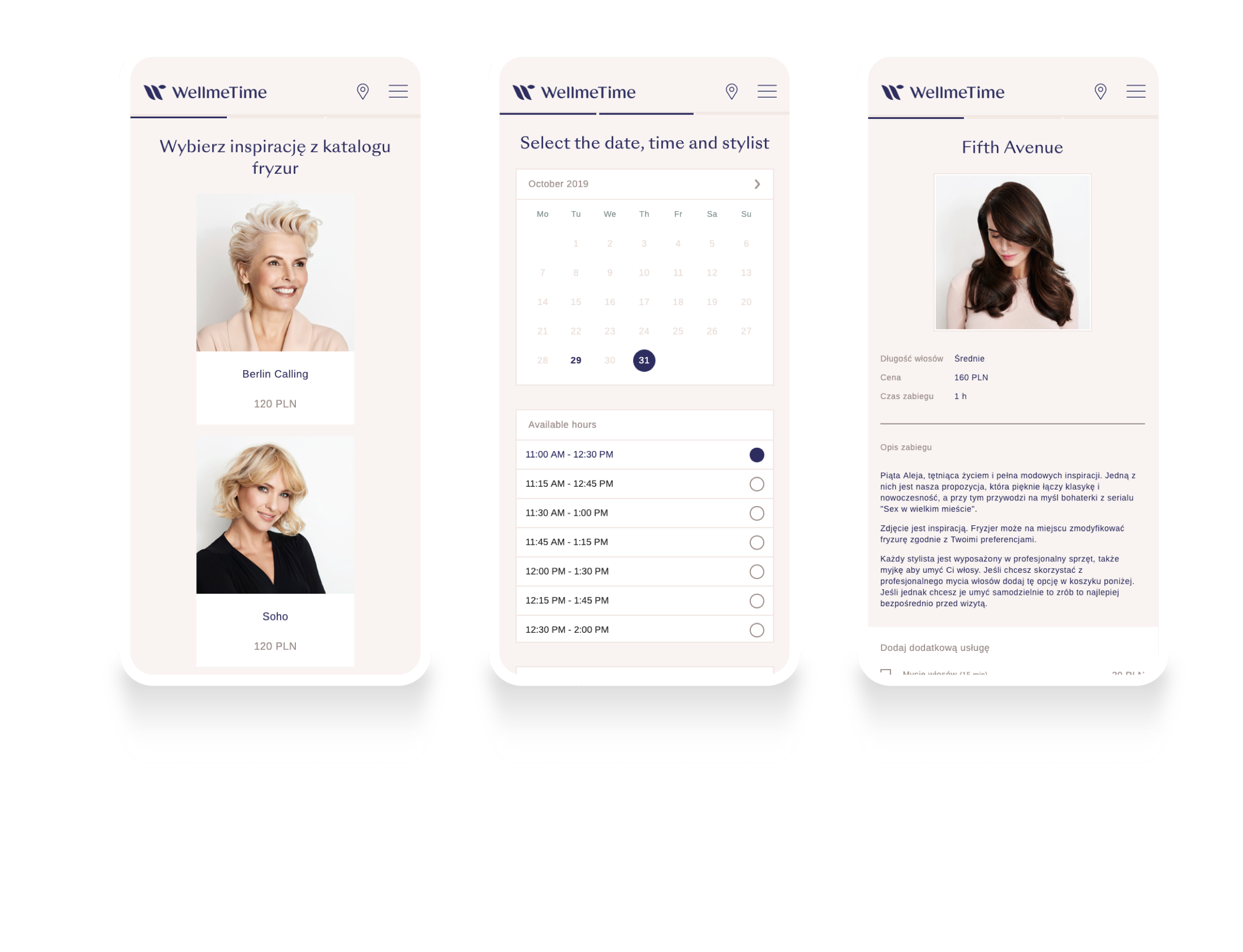 WellmeTime - on-demand beauty services | codequest